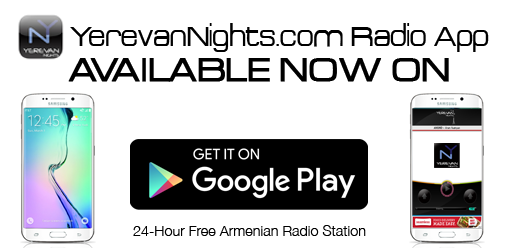 Armenian Music Radio Android App available in Google Play