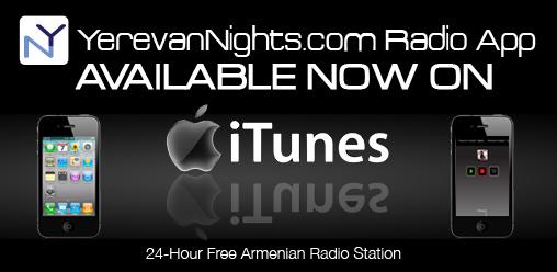Armenian Music Radio iPhone App